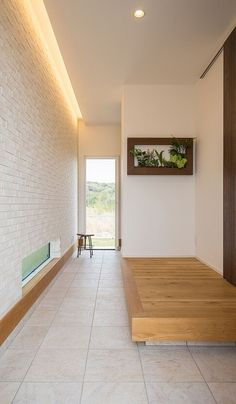 Entry Foyer, House Design, Decor, Japanese House, Irori, House, Home, Interior, Home Decor