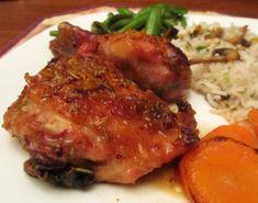 South African Orange Chicken   Genius Kitchen