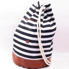 torby na ramię - unisex-Worek na ramię / Plecak Nuff Duffel Sailor