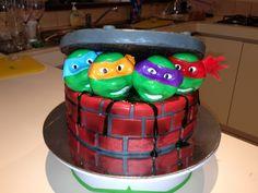 TNNT boys cake