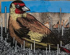 Murals for the Rural Emotion Fest in Mezzojuso (Pa).The urbanization is coming and is starting to cover and imprison the last rural emotion.