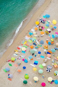Najpiękniejsze plaże z lotu ptaka
