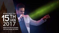 Babak Jahanbakhsh concert - teaser advertising - YouTube
