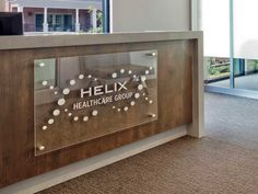 helixhealthcare-reception-desk