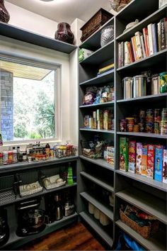 """This pantry, designed by Barley Pfeiffer Architecture more than 10 years ago, shows how good design lasts the test of time, explains the firm's MD, Peter Pfeiffer. """"The trend towards open plan living has meant led to the rise in the number of walk-in pantries we design. We call it a two-stage kitchen, where the area out front can be all clean lines and clutter-free because there is a second space where you can house counter-top appliances like the coffee-bean grinder and juicer as well as…"""