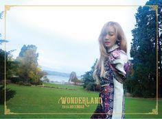 Jessica Jung unveiled her teaser pictures for 'Wonderland' 2ne1, Btob, Jessica Jung Wonderland, Girls Generation Jessica, Ex Girl, Jessica & Krystal, Culture Pop, Big Bang, Golden Star