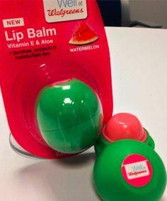 Watermelon lip balm I want it!
