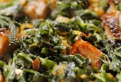 Curried Greens - Dr. Weil's Healthy Kitchen :: This is one of my favorite recipes for greens ever. Haven't made it in years so glad I found it again.