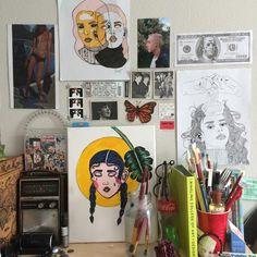 Imagem de art, aesthetic, and indie