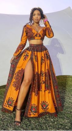 Maxi skirt and crop top,floor length skirt,African clothing for women,matching outfit,African print African Fashion Ankara, Latest African Fashion Dresses, African Inspired Fashion, African Print Fashion, Africa Fashion, Modern African Fashion, African American Fashion, African Print Skirt, African Print Clothing