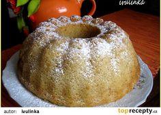 Hrnková bábovka recept - TopRecepty.cz Pudding, Cake, Food, Custard Pudding, Kuchen, Essen, Puddings, Meals, Torte