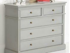 Dovecot 2 Over 3 Chest of Drawers | French Bedroom Furniture