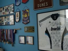 sports display