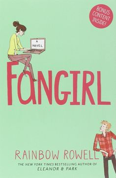 Day 10 - A book that reminds you of home. Fangirl by Rainbow Rowell. Not so much what home is like but what I am like at home. Reading, writing Fanfic etc.