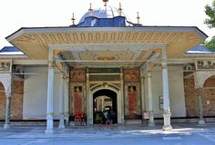 Istanbul: Topkapı Palace (Gate of Felicity) | Flickr - Photo Sharing!