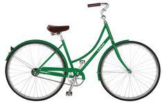 Linus Dutch Bike is just so very regal to me.