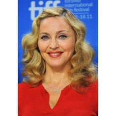 Madonna At The Press Conference For WE Press Conference At Toronto International Film Festival Canvas Art - (16 x 20)
