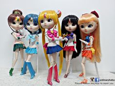 sailor moon pullip doll | Flickr - Photo Sharing!