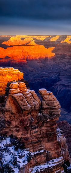Grand Canyon Sunrise Photography Cropped for Pinterest by Michael Matti-17