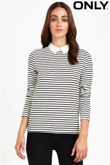 Only Stripped Long Sleeve Shirt £25