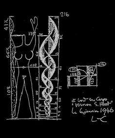 [A3N] : Le Corbusier : The Modular – updated, the feminine atoned