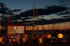 From the thrills of 'Gravity' to Wes Anderson's artful quirk: A rundown of this year's open-air cinema.