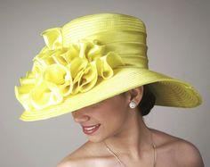 Satin/ribbon Hat - 021500 $89.00