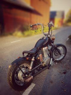 Autumn test ride.