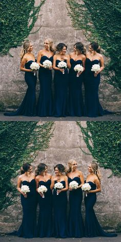 Gorgeous Mermaid simple sweet-heart Long cheap Navy Blue Strapless Bridesmaid Dress Bridesmaid Dress, Navy Blue Bridesmaid Dresses, Mermaid Bridesmaid Dresses, Bridesmaid Dresses For Cheap, Bridesmaid Dresses Simple Bridesmaid Dresses 2018 Navy Blue Bridesmaid Dresses, Mermaid Bridesmaid Dresses, Mermaid Dresses, Wedding Bridesmaids, Dress Wedding, Bridal Party Dresses, Navy Blue Wedding Dresses, Christmas Bridesmaid Dresses, Strapless Bridesmaid Dress Long
