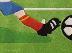 Childrens Rugs, Games For Kids, Bunt, Boy Or Girl, Kids Rugs, Joy, Colours, Football, Pattern