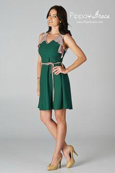Beautiful dress. Summer Inspired. #Fabulous #Pretty #Dress #Cute