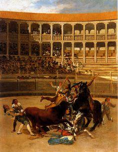 223. La morte del picador - 1793 - Londra, British Rail Pension Trustee Co.