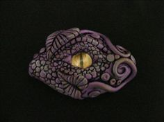 Purple Dragons Eye by LoriaDesigns on Etsy, $30.00