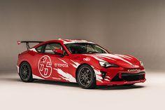 新型《TMG GT86 CS-Cup》統規賽車現身美國SEMA展覽  國王車訊 KingAutos