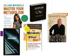 Best books for weight-loss and just being awesome
