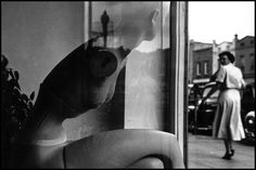 Elliott Erwitt - Wilmington, Carolina del Nord 1950