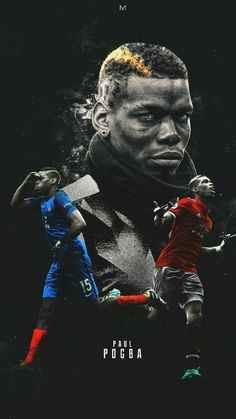 Tips And Tricks To Play A Great Game Of Football. To be successful with football, one needs to understand the rules and strategies and have the appropriate skills. Paul Pogba Manchester United, Manchester United Wallpaper, Manchester United Players, Best Football Players, Football Art, Soccer Players, Old Trafford, Iran National Football Team, Football Player Drawing