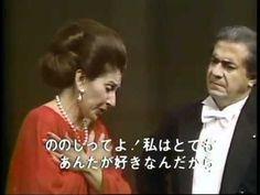 Maria Callas & Giuseppe di Stefano Tokyo 1974