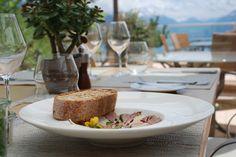 Summer menu is ready! Restaurant Hotel, Geneva Switzerland, Lake Geneva, Menu, Fresh, Table Decorations, Summer, Food, Menu Board Design