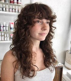 Dream cut and curl Layered Curly Haircuts, Curly Hair Cuts, Cut My Hair, Short Curly Hair, Long Hair Cuts, Curly Hair Styles, Curly Mullet, Hair Inspo, Hair Inspiration