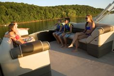 Premier Pontoons offers all kind of fishing boats and accessories which includes tops & upperdecks, canvas, helms, galleys, tube options, lightings, helm & fish chairs.Visit http://www.pontoons.com/fishing/cast-away/gallery.php for more information.