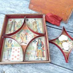 Vintage Antique Edwardian old French 1900/1910  by petitbrocante