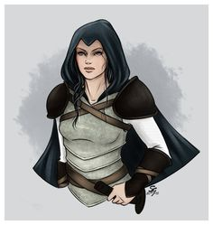 Nesryn -- This is exactly how I pictured her.