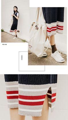 MOSSBEAN   v-neck 니트 long vest   DRESS & SKIRT