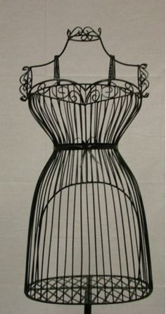 Mannequin Madness - Female Wire Dress Form Mannequin