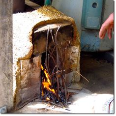 Rocket stoves are awesome, experimental, and a knowledge stream in flux. Our rocket stove water heater has been doing its thing Rocket Stove Water Heater, Rocket Stoves, Permaculture Courses, Steel Bucket, Farm Projects, Silly Pictures, Chicken Coop Plans, Wood Source, Heat Exchanger
