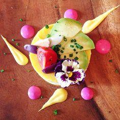 @bacoyboca: #causalimeña ¿sabéis por qué se llama así este plato de #cocinaperuana? En el blog os lo explicamos con el resto de #comida que tomamos en @themarketbarcelona link in bio. Watermelon, Fruit, Link, Instagram Posts, Blog, Peruvian Cuisine, Restaurants, Dishes, Food