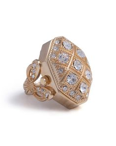 Faberge Watch Ring by JewelMint.com, $29.99