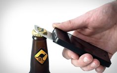 iPhone 4 case with a slide out bottle opener!