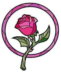 beauty and the beast rose - Google Search